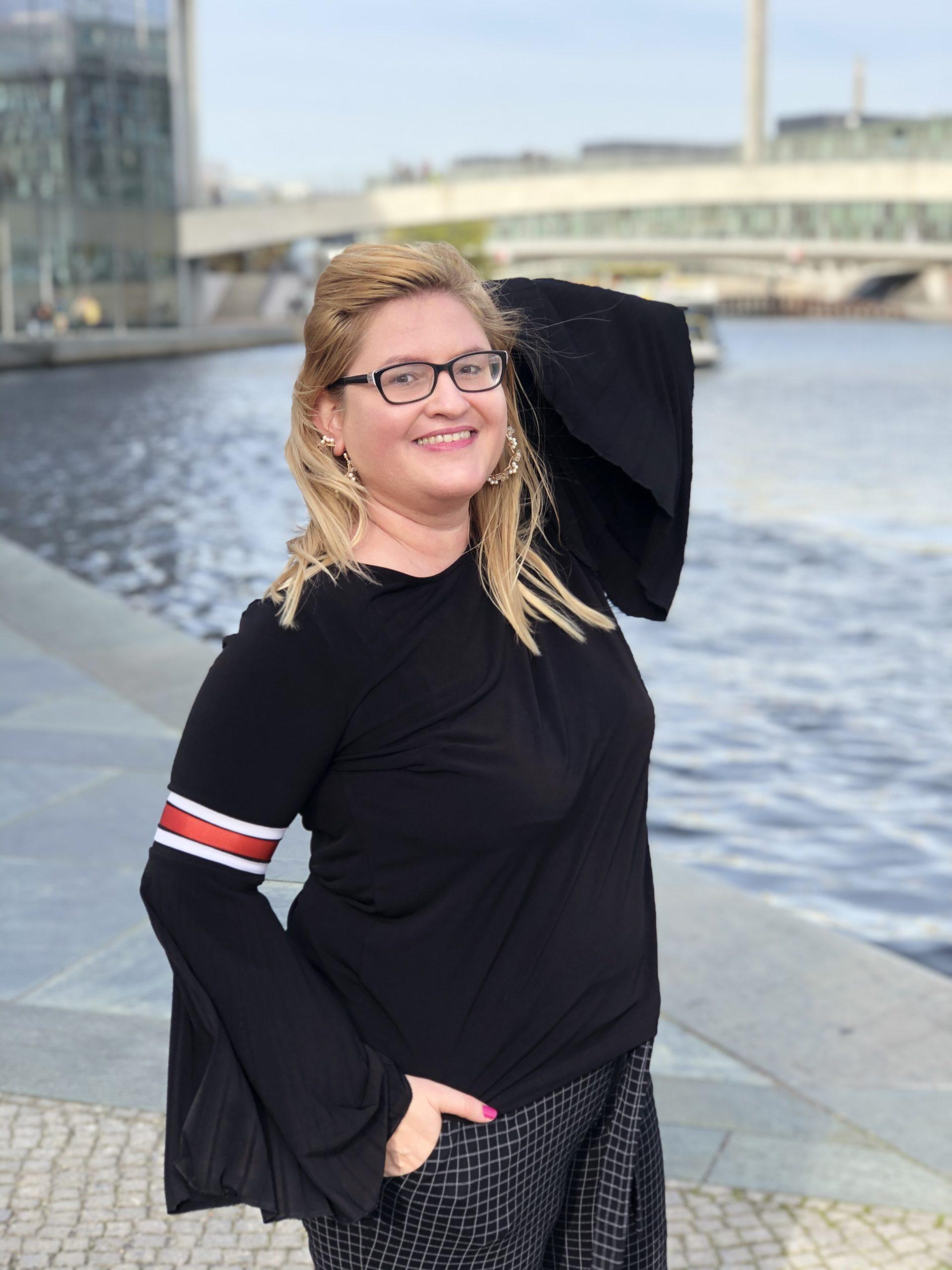 Eleni Iatridi - Intuition und Persönlichkeit im Business