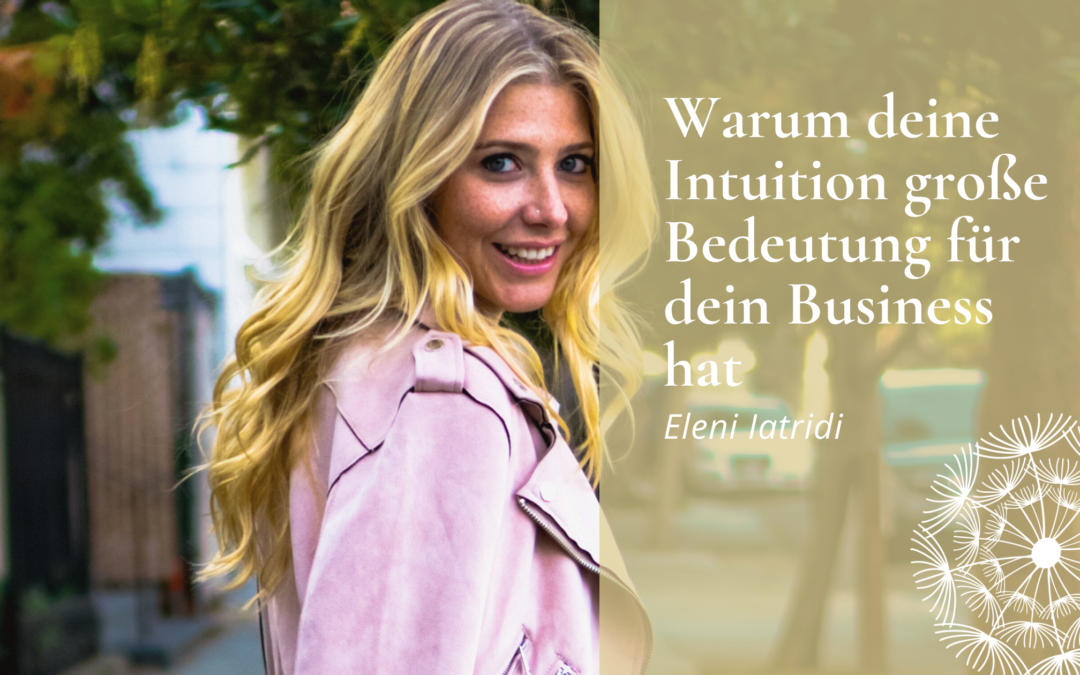 Intuition im Business