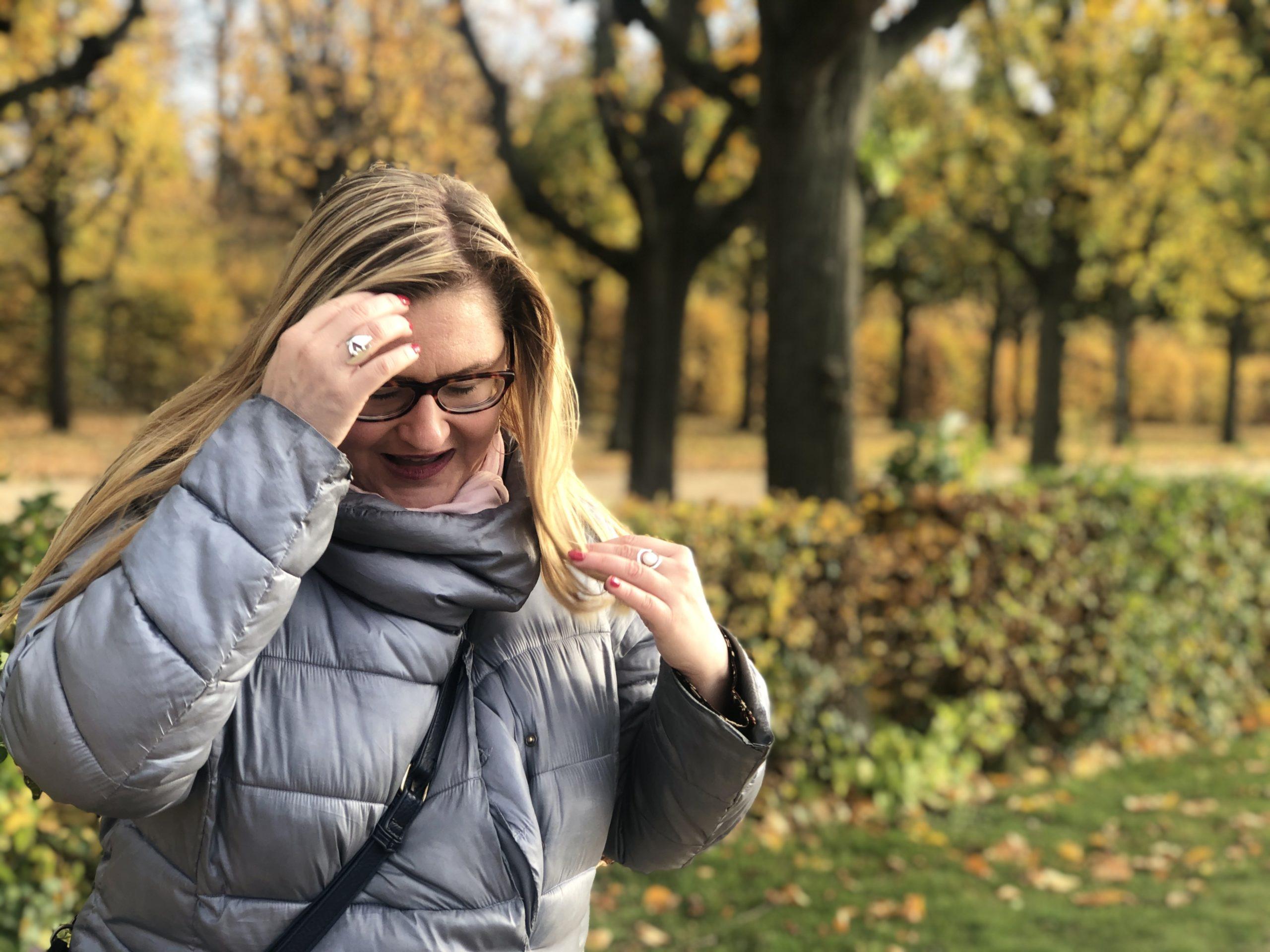 Sichtbarkeit für Frauen - Eleni Iatridi
